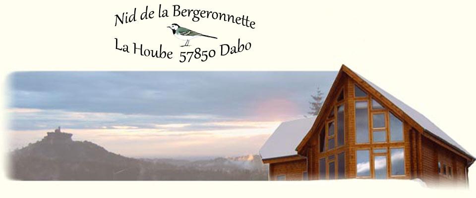 Gite en Alsace - Moselle Pays de Phalsbourg - Dabo - Wangenbourg