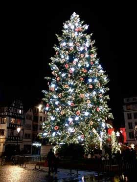 Nöel à Strasbourg