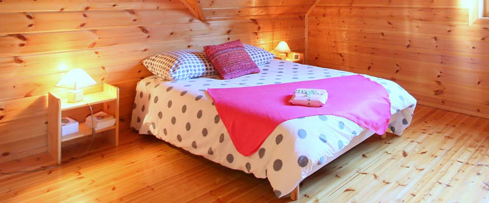 Dormir à Dabo dans un lodge