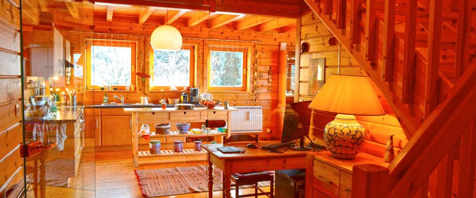 Séquoia cottage gite de charme à Dabo